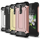 For LG K7 , LG Tribute 5 Case Shockproof Dual-layer Protective Phone Accessories