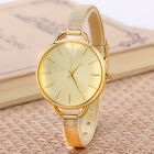 Luxury New Classic Women Quartz Stainless Steel Analog Wrist Watch Bracelet Gift