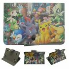 "Pikachu Pokemon Case for Amazon Kindle Fire 7"" 2015 Universal Tablet Stand Cover"