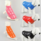 Warm Hoodie Costume Dog Clothes Pet Jacket Coat Puppy Cat Apparel Winter XS-3XL