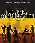 Nonverbal Communication: Studies & Applications by Moore, Hickson, Stacks 5th Ed