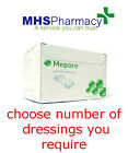Mepore Self-Adhesive First Aid Dressing For Cuts Burns Wounds - 6 cm X 7 cm