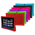 For 7 inch Google Android Tablet PC Q88 A33 Shockproof Soft Silicone Case Cover