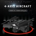 Exit FPV RC Quadcopter 2.4Ghz Mini Drone Kit Remote Helicopter Lights Aircraft