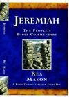 Jeremiah: A Bible Commentary for Every Day (The Peopl... by Mason, Rex Paperback