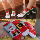 Unisex 5 Style Winter Christmas Xmas Warm Wool Socks Novelty Cute Snowflake Deer