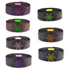 Supacaz Super Sticky Kush Print Road Bike PU Handlebar Bar Tape Ribbon + Plugs