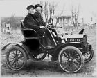 Old Vintage Antique1904 POPE TRIBIUNE  Auto Car Made in Hagersown MD Phto print