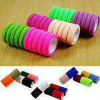 Colorful Girls Fashion Elastic Hair Rubber Bands Ponytail Holder Roper Rings