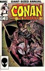 Conan the Barbarian Annual #10 VF/NM 1985 Marvel Scorched Earth Comic Book