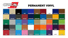 Oracal 651 (10) sheets 12x12 inches ( for crafts, wall decor, decals) 50 colors