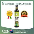 AUSTRALIAN CERTIFIED ORGANIC HEMP OIL - ALL SIZES - HIGH QUALITY + FREE SHIPPING
