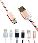 USB 3.1 Type-C Data Sync Charger Cable For Nexus 5X/6P OnePlus 2 LG G5 Samsung
