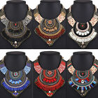 New Bohemia Personality Charm Tribe Choker Necklace Jewelry Chunky Collar Chain