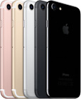 iPhone 7 PLUS 32GB 128GB 256GB - Jet Black / Black / Silber / Gold / Rosé / Red