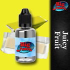 BUBBLEGUM JUICY FRUIT CONCENTRATED FLAVOURING BY BIGJUICEUK™ FOR DIY E LIQUID