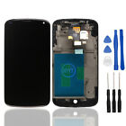 Genuine LCD and Touch Screen With Frame for LG Google Nexus 4 E960 Display