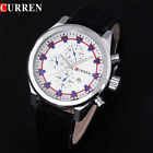 CURREN 8196 Luxury Fashion Casual Men Watches Calendar Sports Watch