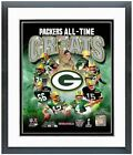 ALL-TIME GREATS Framed/Matted 8X10 NFL Team Photo (Pick Your Team Photo)