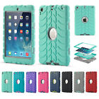 Shockproof Heavy Duty Rubber Hard Case For iPad 2/3/4 Mini 1/2/3/Pro 9.7/Air 1 2