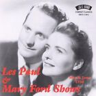 Les Paul - Les Paul & Mary Ford Shows May & June 1950 [New CD]