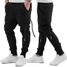 Bangastic Herren Jogginghose Sweatpant Trainingshose London schwarz Bgsp059Blk