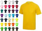 Kyпить MENS 100% POLYESTER T-SHIRT AWDIs Cool Wicking PLAIN T SHIRT: Small - 5XL на еВаy.соm