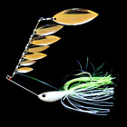 Biovex Hyper 7 Willow Blade Spinnerbait - Choose Size and Color