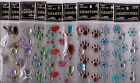 The Paper Studio VARIOUS Themed GEMSTONES~Adorable! Quick Ship!
