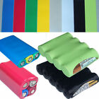 66mm PVC Heat Shrink Tubing AA 18650 Battery Color Selectable