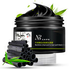 Face Mask Nose Blackhead Acne Pore Deep Remover Cleansing Strip Black Mud Hot SW