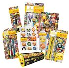 EMOJI  - Stationery Items (Notebooks/Paperclips/Sticky Notes/Pen Sets) (School)