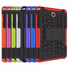 "Shockproof Heavy Duty Case Cover for Samsung Galaxy Tab S2 9.7"" & 8.0"" T715 T815"