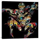 'Marvel Comics Retro Spider-Man' by Marvel Comics Graphic Art on Wrapped Canvas