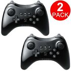 New Black High Quality U Pro Bluetooth Wireless Controller for Nintendo Wii U