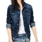 G-STAR 3301 Jacket Damen Jeans Jacke Used Look Denim Style medium aged