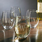 Home Wet Bar Personalized 21 oz. Wine Glass Set of 4