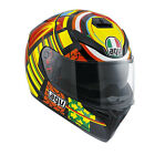 AGV K3-SV Helmet - Valentino Rossi Elements Replica Motorcycle Road Street Tour
