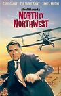 NORTH BY NORTHWEST  FILM MOVIE METAL TIN SIGN POSTER WALL PLAQUE