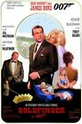 JAMES BOND - GOLDFINGER FILM MOVIE METAL TIN SIGN POSTER WALL PLAQUE