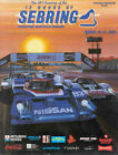 12 HOURS OF SEBRING GRAND PRIX METAL TIN SIGN POSTER WALL PLAQUE