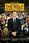 The Wolf of Wall Street  FILM MOVIE METAL TIN SIGN POSTER WALL PLAQUE