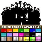 The Expendables Decal Sticker for Macbook Laptop Car Window Wall Helmet Decor