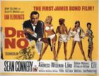 JAMES BOND DR.NO  FILM MOVIE METAL TIN SIGN POSTER WALL PLAQUE £14.99 GBP on eBay
