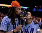 Brittney Griner-Diana Taurasi WNBA Signed 11X14  Photo Comes with JSA R39179