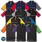 Mens Nitro Polo Shirt Club Auto Show Business 11 Colours Mechanic Casual P10112