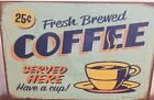 20cm x 30cm Retro Tin Signs Chic Plaque Pub Wall Decor