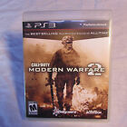 sony playstaion 3 ps3 call of duty 2 modern warfare complete tested!
