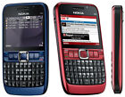 NOKIA E63 Wifi 3G RED/BLA