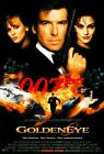 Goldeneye JAMES BOND FILM MOVIE METAL TIN SIGN POSTER WALL PLAQUE £12.99 GBP on eBay